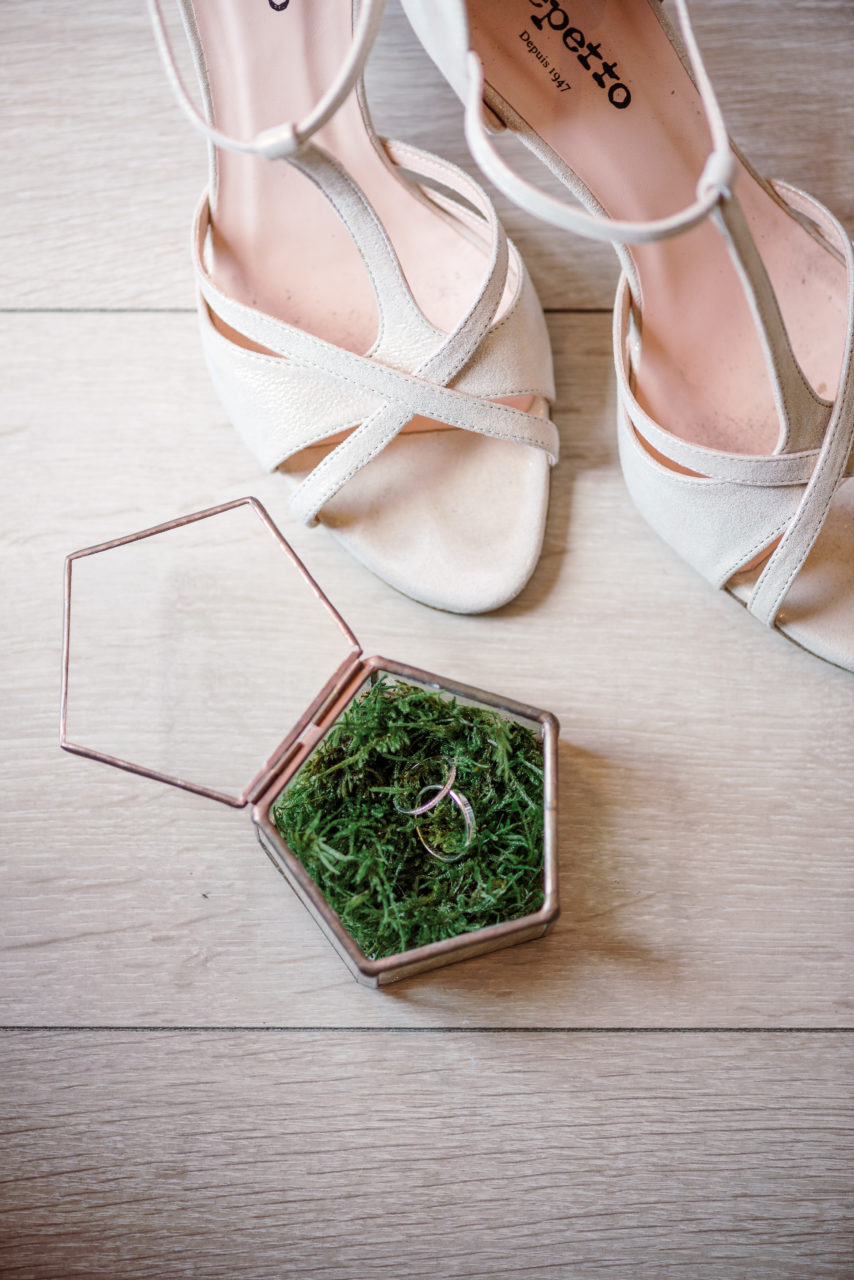 Chaussures Repetto Mariage