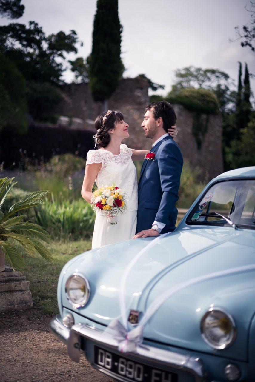 photographe mariage chateau agel 35