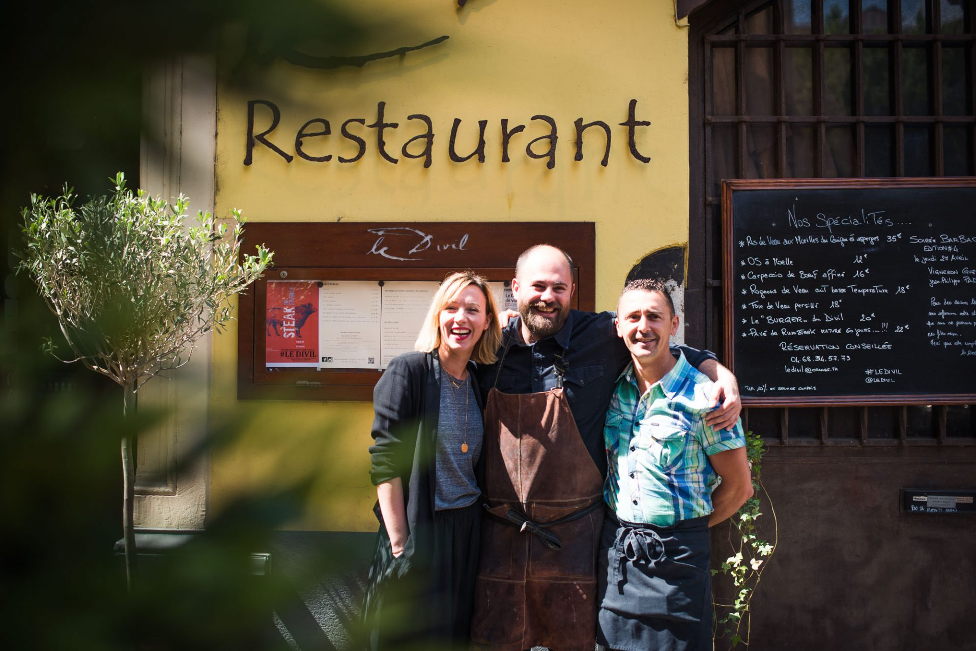 Perpignan restaurant divil